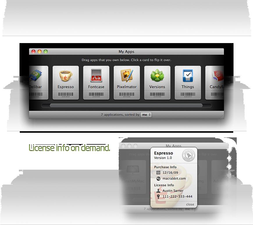 AppZapper for Mac 2.0.2 破解版 – Mac上优秀的软件卸载工具-麦氪派